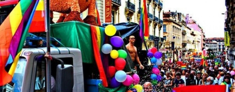 Montpellier termine la saison des Gay Pride de France 2015