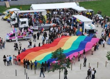 La gay pride d'Angers a été suspendue