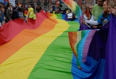 La Gay Pride de Dublin plus fier que jamais!