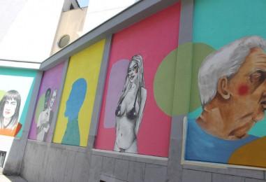 Grand départ pour la Gay Pride de Bruxelles 2015