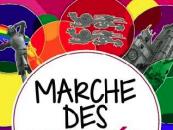 Jeanne d'Arc à la Gay Pride de Rouen