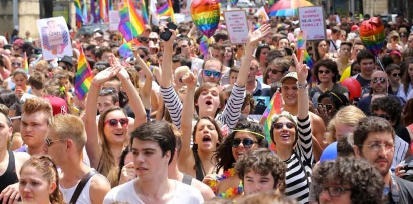 Le maire de Bordeaux donne son soutien à la Gay Pride
