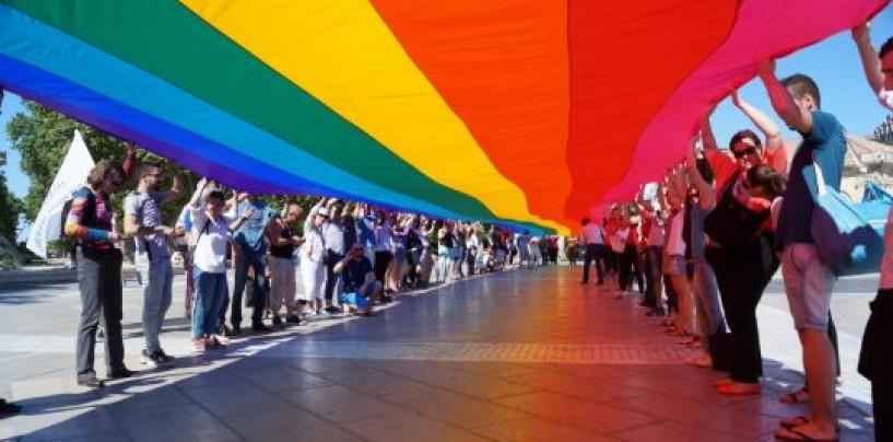 Mobilisation gay à Montpellier contre les agressions homophobes