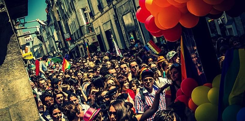 Tours fête les 10 ans de la Gay Pride