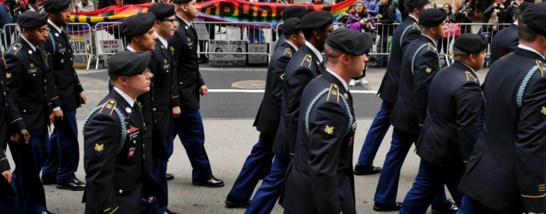 Le défilé de la St-Patrick de New York accepte les gays