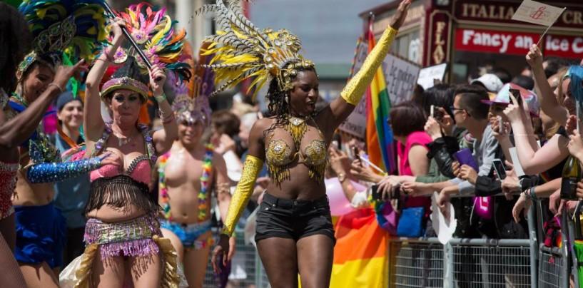 Gay Pride à Londres, un événement mythique