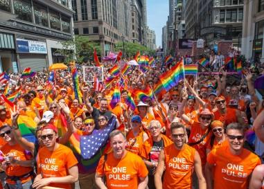 Gay Pride de New York : une fête haute en couleur