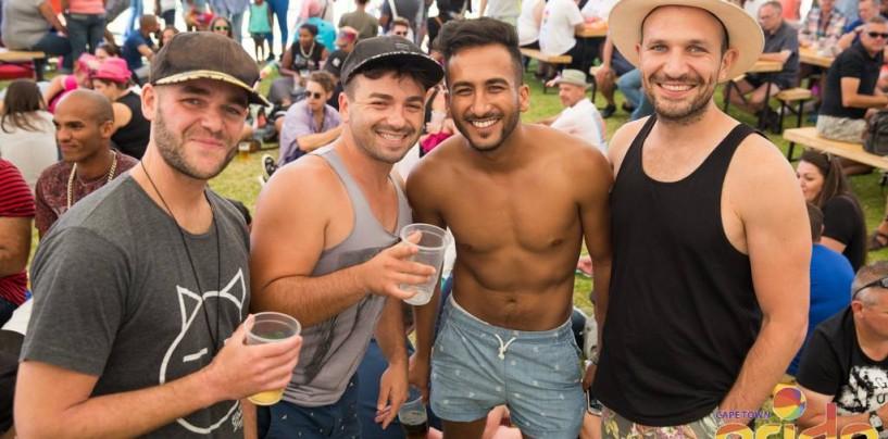 Dates des gay prides de l'Afrique du Sud pour 2017