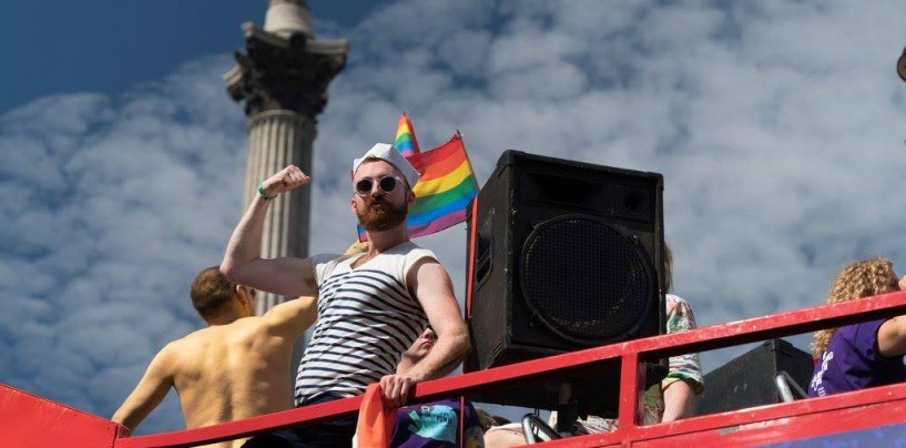 Liste des meilleures Gay Pride 2018 du Royaume-Uni