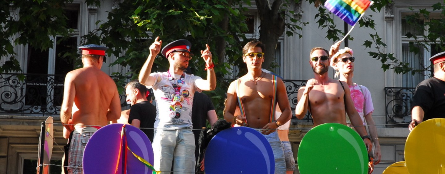 Gay Pride à Paris 2019