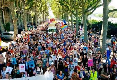 23e édition de la Gay Pride de Lyon 2018