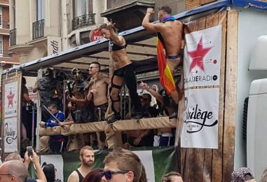 Programmation de la Gay Pride de Lille 2018