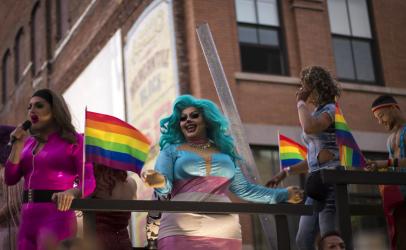 Fierté gay de Montréal, c'est maintenant!