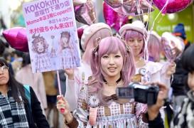 25e édition de la gay pride à Tokyo
