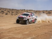 Le rallye Dakar en Arabie saoudite : là où il n'y a aucune gay pride
