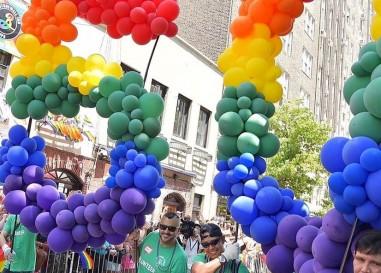 50e gay pride de Boston en 2020