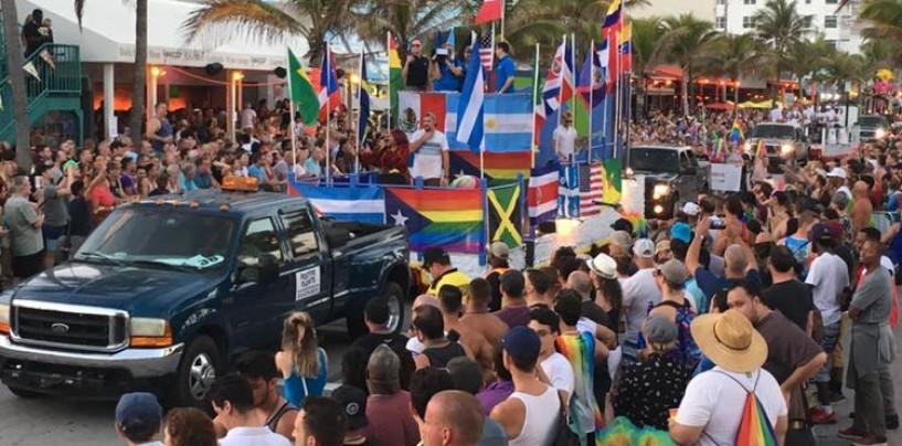 Programme de la gay pride de Fort Lauderdale 2020