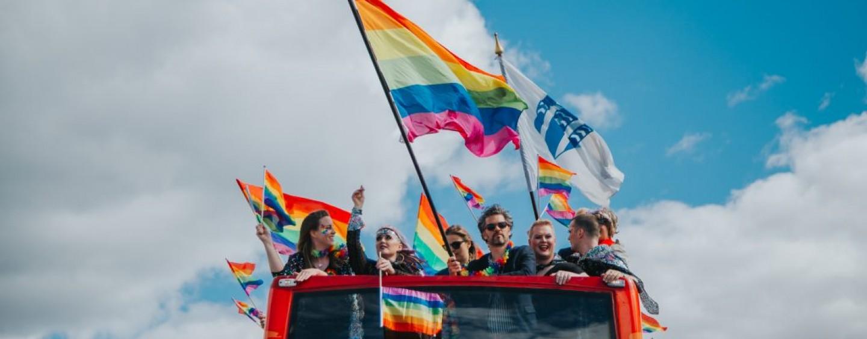 Reykavik Pride revient en 2020
