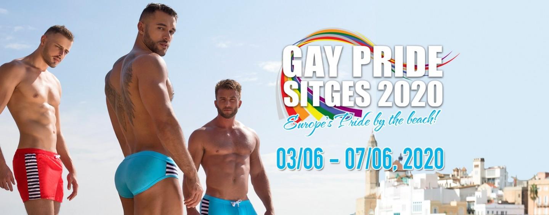Sitges Pride – 3 juin au 7 juin 2020
