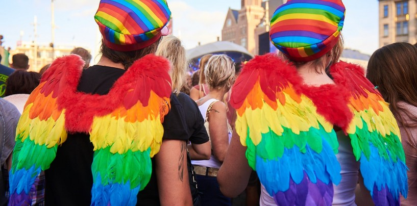 Tout sur la gay pride d'Amsterdam 2020