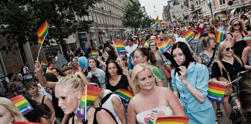 WorldPride 2021 à Copenhague