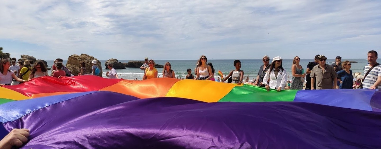 La date de la gay pride de Biarritz 2020 maintenant connue