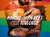 Gay Pride de Toulouse 2020 : l'affiche officielle